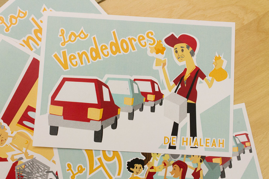 Hialeah Postcards
