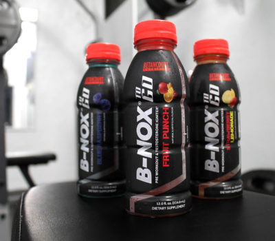 Betancourt Nutrition: B-NOX To Go