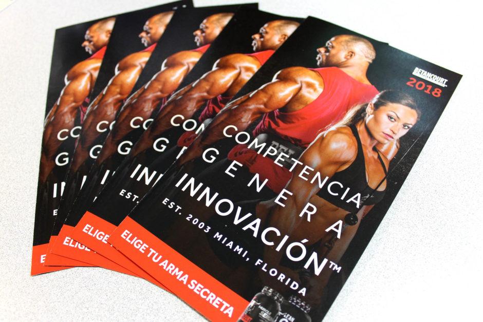 Betancourt Nutrition: Marketing